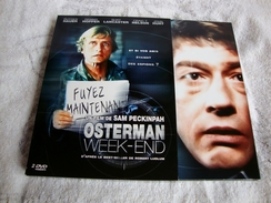 Dvd Zone 2 Osterman Week-End (1983) The Osterman Weekend Vf+Vostfr - Policiers