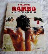 Dvd Zone 2 Rambo La Trilogie 4 Dvd Studio Canal Vf+Vostfr - Action, Adventure