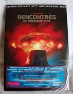 Dvd Zone 2 Rencontres Du Troisième Type (1977) Édition Ultimate 30ème Anniversaire Close Encounters Of The Third Kind  V - Ciencia Ficción Y Fantasía
