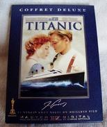 Dvd Zone 2 Titanic (1997) Édition Collector DeLuxe 4 Dvd Vf+Vostfr - Klassiekers