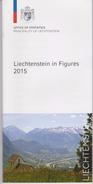 Liechtenstein In Figures 2015 - Verkenning/Reizen