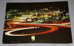 HONG KONG- HUNGHOM RAILWAY STATION BY NIGHT - China (Hong Kong)