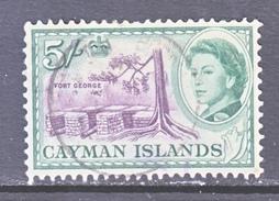 CAYMAN  ISLANDS  165  (o)   FORT  GEORGE - Cayman Islands