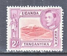 K.U.T.  81     ** - Kenya, Uganda & Tanganyika