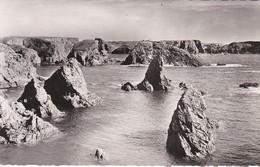 56-----BELLE ISLE EN MER-BANGOR---la Baie De Goulphar ( Vue Nord-sud )---voir 2 Scans - Belle Ile En Mer