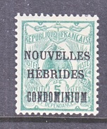 FRENCH  NEW  HEBRIDES  6   * - French Legend