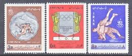 IRAN  1436-8   **   SPORTS  OLYMPICS - Iran