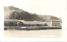 BALBOA SHOPS PANAMA CIRCA 1930 CPA TRES BON ETAT UNCIRCULATED - Panama