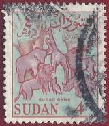 1962 - Native Animals - Yt:SD 150 - Used - Sudan (1954-...)