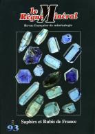 RUBIS ET SAPHIRS DE FRANCE - LE RÈGNE MINERAL - MINERALOGIE DE LA FRANCE - Minerals