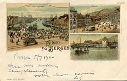 NORVEGE(BERGEN) GRUSS - Norway