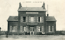 HASNON(GARE) - France