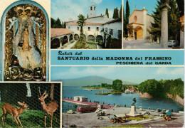 PESCHIERA DEL GARDA   SANTUARIO DELLA  MADONNA  DEL  FRASSINO  (VIAGGIATA) - Italia