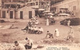 VAR  83   SAINT AYGULF  LA PLAGETTE  PATISSERIE - TEA ROOM - RESTAURANT - Saint-Aygulf