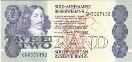 AFRIQUE Du SUD   2 Rand   ND (1983-90)   Sign.6   P. 118d   UNC - Afrique Du Sud
