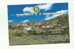 136872 GANDEN MONASTERY TIBET - Tibet