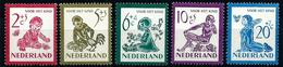 Nederland 1950: Kinderzegels ** MNH - Periodo 1949 - 1980 (Giuliana)
