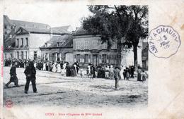 02 - Guny - Noce Villageoise De Mlles. Godard - France