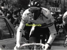 GRAND PHOTO DE PRESSE CYCLISME 24 Cm X 18 Cm PERSFOTO WIELRENNEN FOTO - Ciclismo