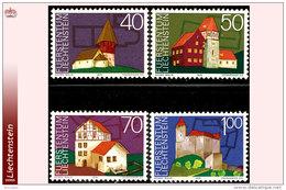 Liechtenstein 0573/76**  Patrimoine  MNH