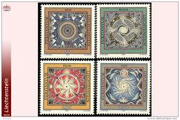 Liechtenstein 1040/43**  Les 4 Elements  MNH - Faciale: 4.90 FS
