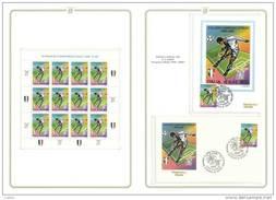 Prodotti Filatelici: Anno 2000 - Folder Poste Italiane: Sport - Calcio - S.S. Lazio Campione D'Italia 1999-2000 - 6. 1946-.. Repubblica