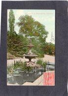 68685   Regno  Unito,   Fountain In Arboretum,  Lincoln,  VG - Lincoln