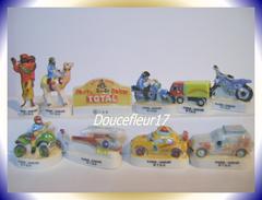 Dakar 1... Série Complète .. Ref AFF : 72-1999 ...( Pan 009) - Sports