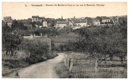 78 - VERNEUIL Sur SEINE -- Chemin Du Moulin - Verneuil Sur Seine