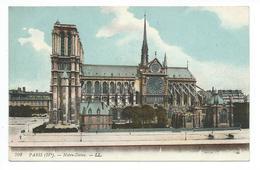 DC 413 - Paris (IVe) - Notre-Dame - LL 702 - Arrondissement: 04