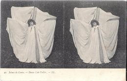 1201 STEREO - SCENES DE GENRE - Danse Loïe Fuller - France