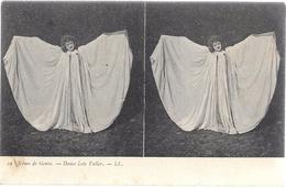 1203 STEREO - SCENES DE GENRE - Danse Loïe Fuller - France