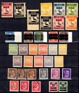 Allemagne/émissions Locales 1945/1946 Belle Collection Neufs Et Oblitérés. Bonnes Valeurs. Authentiques. B/TB. A Saisir! - Unclassified
