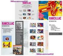 France 2017 Collector Bernard Rancillac RETROSPECTIVE Contemporary Art ! NEW ! - Collectors