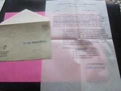 LIESTAL-1948 Baselland-Amtlich Pauschal-franklert-  Suisse Marcophilie  Schonenbuch-Lettre Affranchissement Abonné - Poststempel