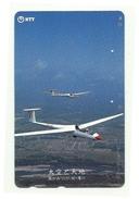 Giappone - Tessera Telefonica Da 50 Units T240 - NTT - Avions
