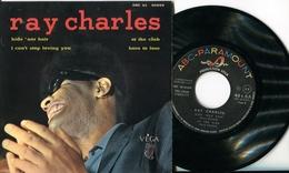 "Ray Charles""EP Vinyle""Hide Nor Hair"" - Soul - R&B"