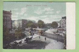 BERLIN : Potsdamer Brücke.. Dos Simple 2 Scans. - Allemagne