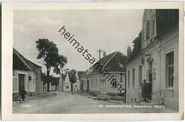 Sankt Margarethen - Gemeinde-Gasthaus - Burgenland - Foto-Ansichtskarte - Österreich