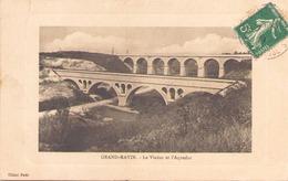 GRAND RAVIN LE VIADUC ET L AQUEDUC - Ponts