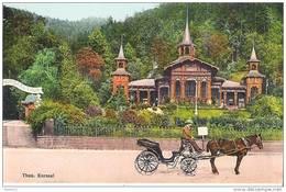 Schweiz / Suisse: Thun, Kursaal (Pferd & Landauer) : Blanko - Non Circulé  (PHB 1266)) - Attelages