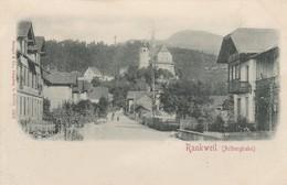 Rankweil-Arlbergbahn - Rankweil