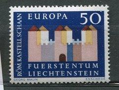 Liechstentein ** N° 388 -  Europa