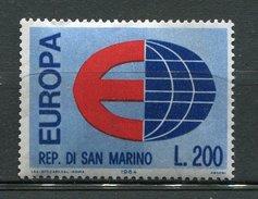 St Marin  ** N° 639 -  Europa