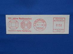 Ema, Meter, Radio, Heinrich Hertz - Sonstige