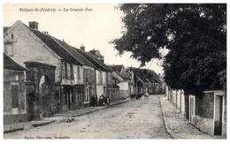 78 - VILLIERS SAINT FREDERIC -- La Grande Rue - France