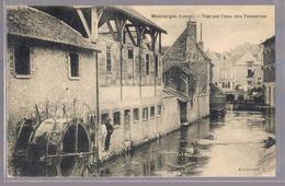 MONTARGIS . Vue Sur L'eau Des Tanneries . - Montargis