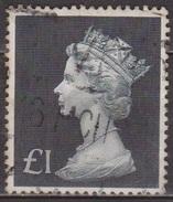 Elizabeth II - GRANDE BRETAGNE - Série Courante, Grand Format - N° 674 - 1972 - Gebruikt