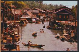 °°° 1196 - THAILAND - VIEW OF KHLONG °°° - Tailandia