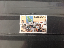 Barbados - Politiewacht Bij Hurricanes (60) 1980 - Barbados (1966-...)